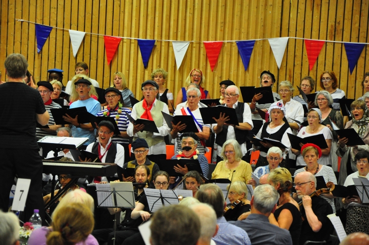 Choir middle second half 0717