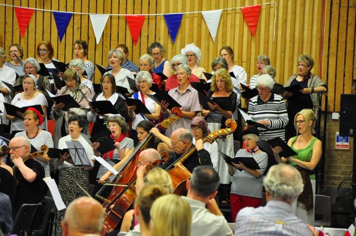 Choir rhs second half 0717