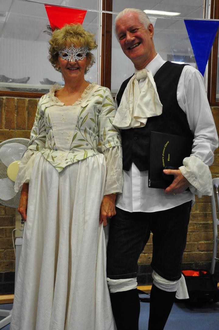 Vivienne and Geoff