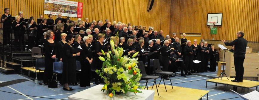 Choir wide